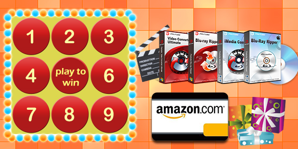 Black Friday Giveaway 2013: Play Sudoku! Earn $30 Amazon gift card and Free Pavtube App for Winners!