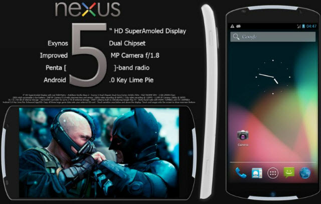 How to rip and copy Blu-ray movies to Google Nexus 5 on Windows 8.1 or Mavericks?