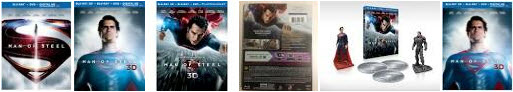 Man of Steel Blu-ray Review: Lossless Backup on My Mac