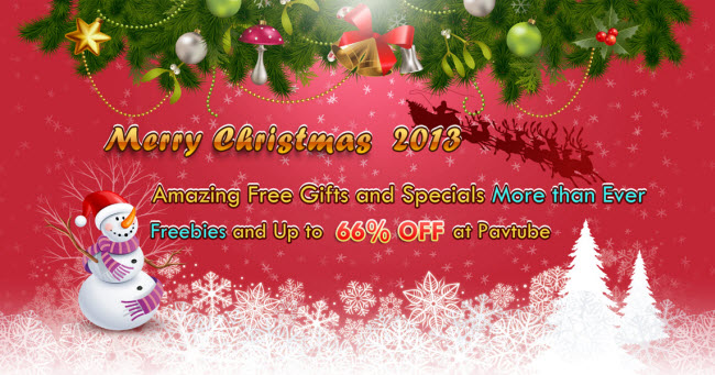 Get Free and Awesome Christmas Gifts for Yourself, Kids, Parents