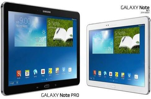 How can I transfer DVD movies to Galaxy NotePro 12.2