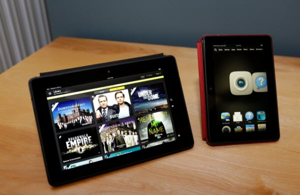 Can Kindle Fire HDX play DVD VOB movies directly?