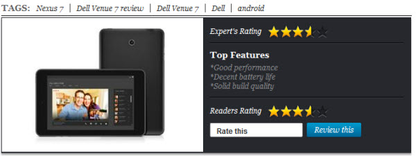 Dell Venue 7 review: Quality tablet under Rs 10,000