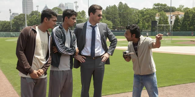 Watch Million Dollar Arm and Enjoy with your friend