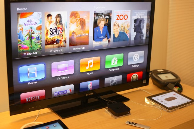 Convert any recorded (tivo, mxf, mts, mov) videos to Apple TV 3