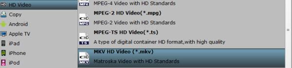 Blu-ray to Plex Media Server