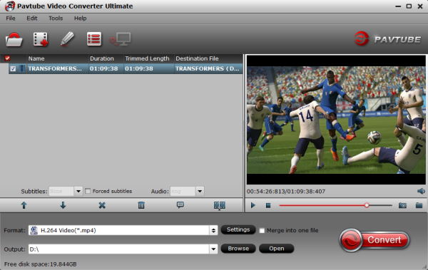 Convert 2014 FIFA World Cup video to MP4 and burning to DVD Video-converter-ultimate