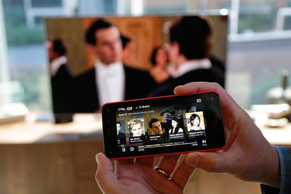 Streaming AVI videos into Amazon Fire Phone