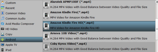 Enjoy DVD & ISO/IFO image files to Kindle Fire HDX Play-dvd-iso-ifo-to-kindle-fire-hdx-2