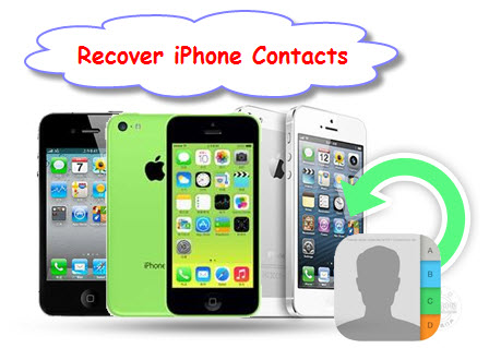 How to recover deleted phone number back on iPhone 5
