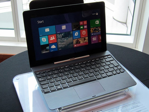 Asus Transformer Book T100 Video Playback Tips