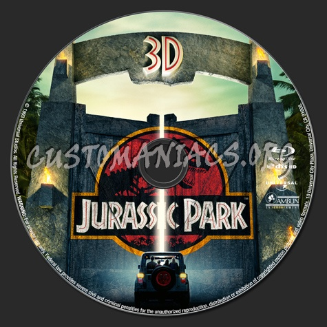 Unlimited Play Jurassic Park 3D Blu-ray on Android Tablet/Smartphone