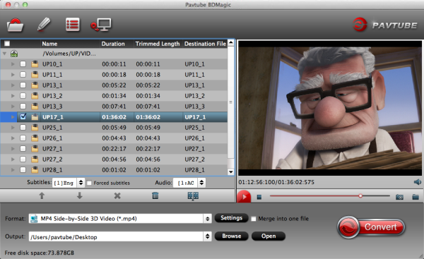 Backup 3D Blu-ray movies in MKV to NAS for streaming on Mac