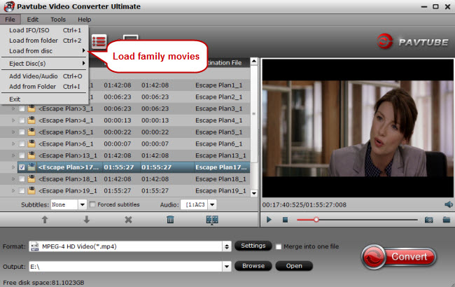 Rip Old Family Movies to MPEG-4 and make into CD with Movie Maker