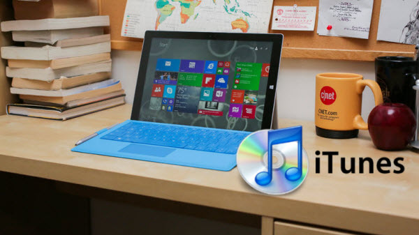 Convert iTunes M4V to Surface Pro