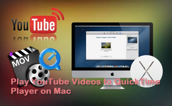 Can I play Youtube Videos to QuickTime Player on Mac?