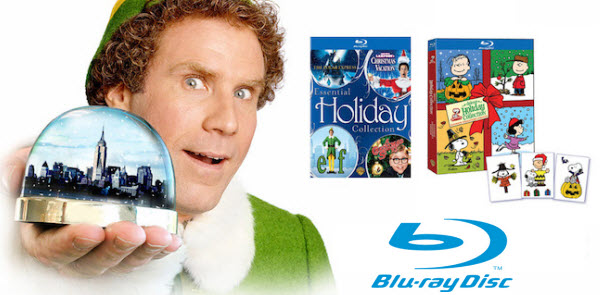 Convert 2016 Christmas Blu-rays and Watch Christmas Movies on the go