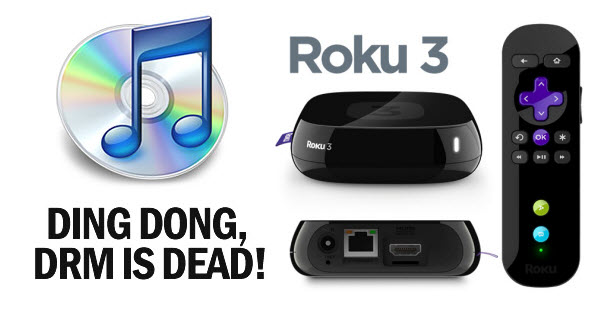 Stream iTunes Rental and Purchased Vidoes via Roku 3
