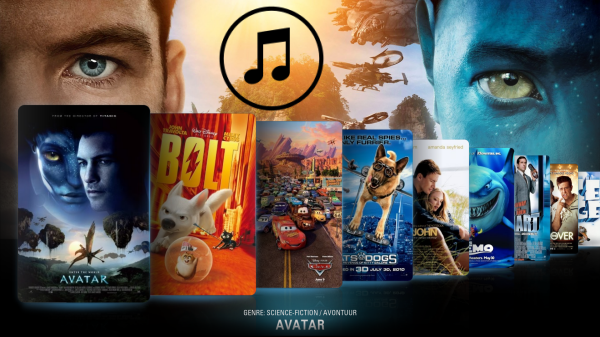 Watch iTunes Movies via XBMC