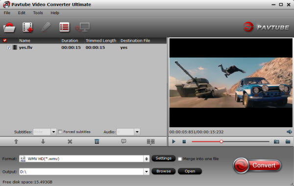 Youtbue to WMV Converter