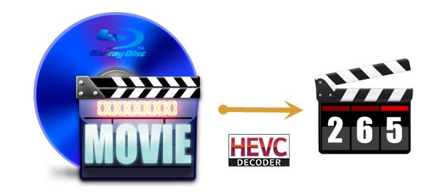 Rip a Blu-ray movie to HEVC/H.265 MP4 on Windows Convert-blu-ray-to-hevc-h.265