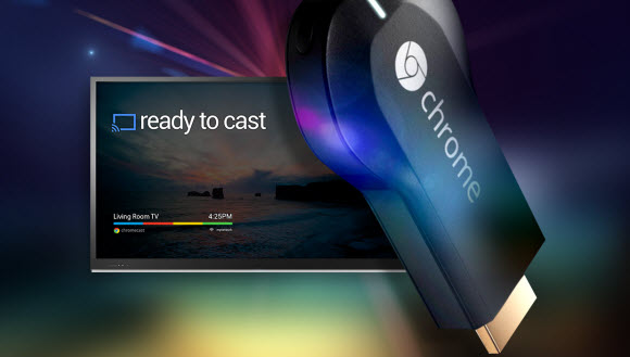 Comparing with Chromecast