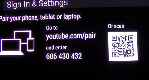 Pairing your devices with Roku