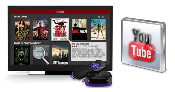How Can You play online/downloaded YouTube video with Roku?