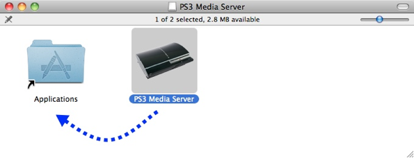 How can I easily stream video from Mac to PS3 free?