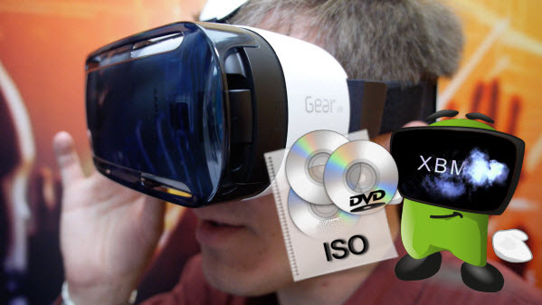 Rip 3D Blu-ray ISO files to Samsung Gear VR using XBMC
