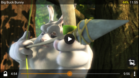 VLC for Android Beta Best Video Player/Video Converter for BlackBerry Z10, Z30
