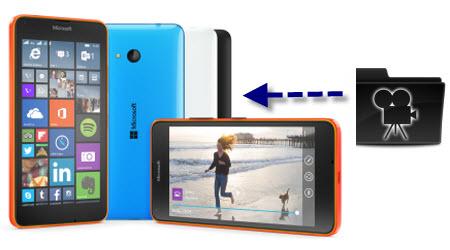 Convert Any Video to Lumia 640/XL