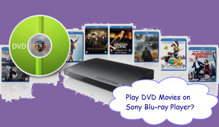 Rip DVD Movies to Sony Blu-ray Player Compatible Format for playback