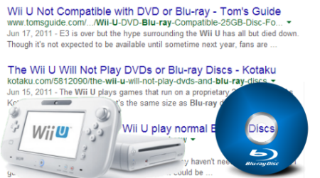 How to Play Blu-ray on Wii-U and Wii?