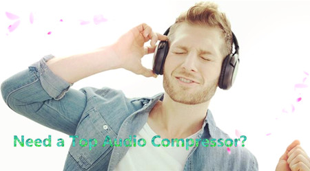 Compress WAV, MP3, AIFF, FLAC, WMA, etc. on Mac and Windows