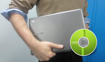 Chromebook DVD Tips – Enjoy DVD Movies on Chromebook 2