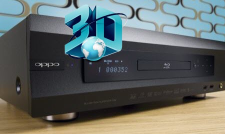 3D OPPO Solution – Directly Copy 3D Blu-ray to OPPO player