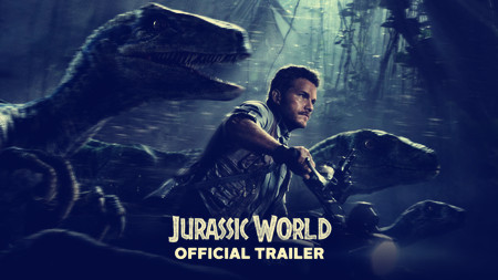 Enjoy downloaded Jurassic World Full Movie HD in 4K UHD/1080P/720P