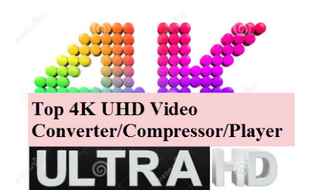 Best 4K UHD Video Converter & Compressor Also a 4K Player