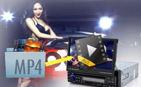 Play MP4 on DVD player by converting MP4 files to DivX