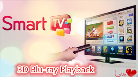 Watch 3D Blu-ray on Smart TV without 3D Blu-ray Player