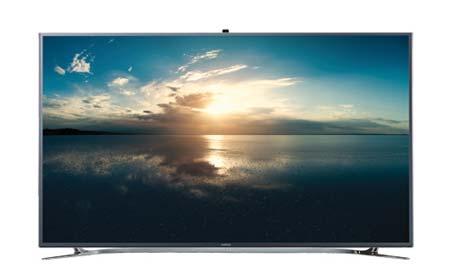 "Watch Video on Samsung 65"" F9000 4K UHD TV"