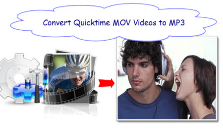 Convert QuickTime Video to MP3 on Mac OS Sierra