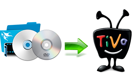 How to Convert DVD's to Watch on TiVo – NO.1 Solution