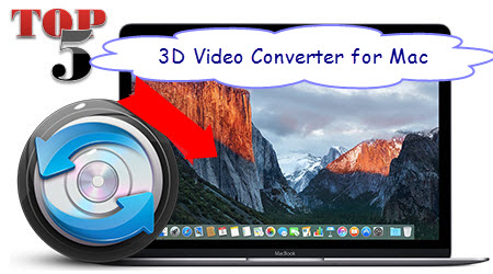 Review- Top 5 2D to 3D Video converter for Mac OS Sierra