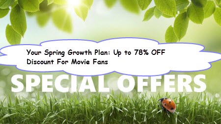 spring special Only $24.5! Pick Blu ray/DVD/ISO Backup Tool on Pavtube Spring Promotion