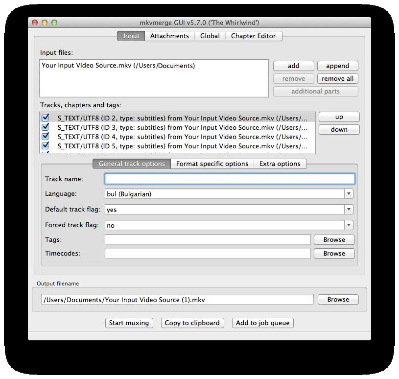 HandBrake Tutorial–Solve HandBrake No Valid Source Found