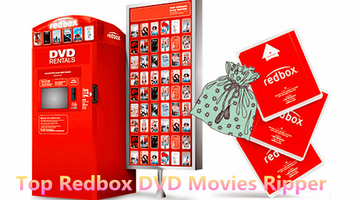 Rip and Copy Redbox DVD Rentals to PC and Mac