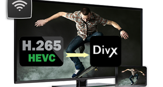 hevc-to-divx-player-converter