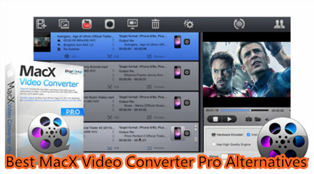 MacX Video Converter Pro: Convert Videos on Mac